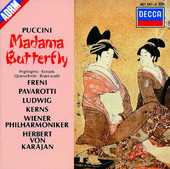 Luciano Pavarotti | Puccini: Madama Butterfly - Highlights